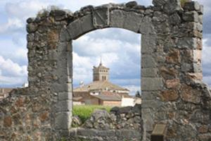 Palacio y Arco del Marques de Aguilafuente